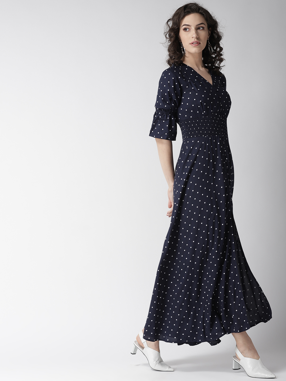 Dresses-Spot On Style Polka Maxi Dress6