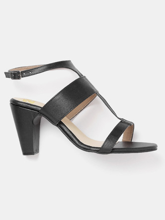 Heels and Wedges-Strapped In Glamour Block Heels2