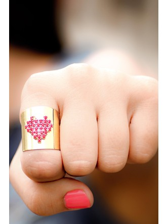 Rings-Studded With Love Ring3