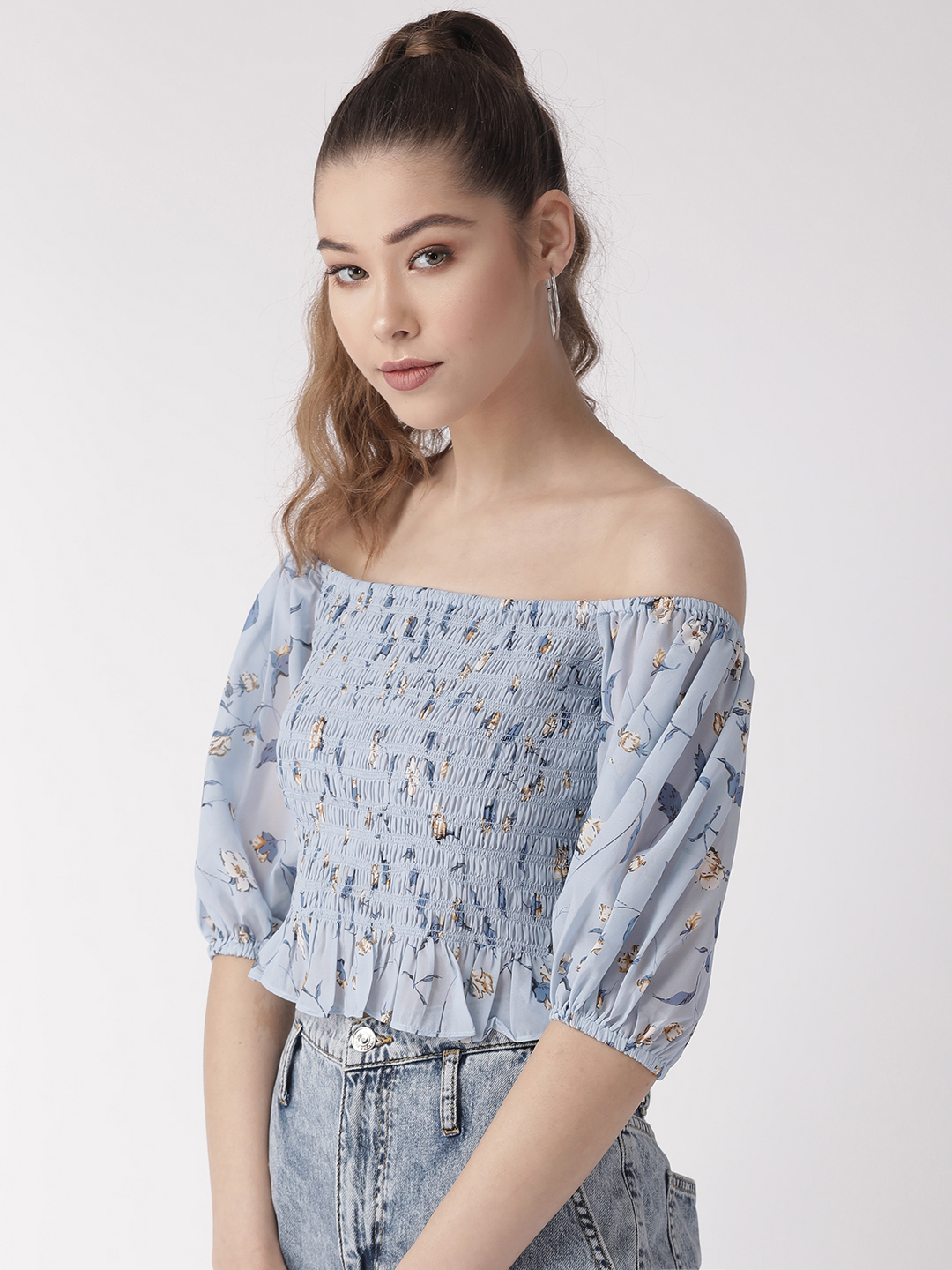 Tops-Calling You Out Cuteness Crop Top2