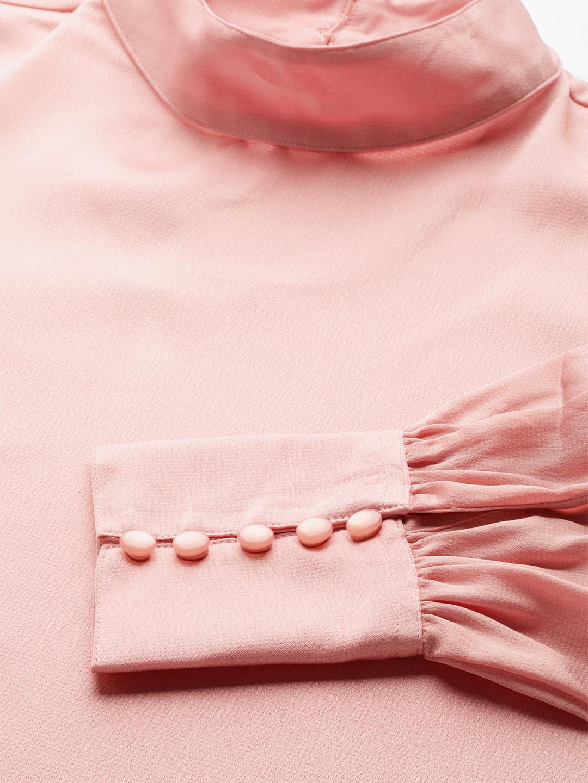 Tops-The Boss Bebe Pink Top6