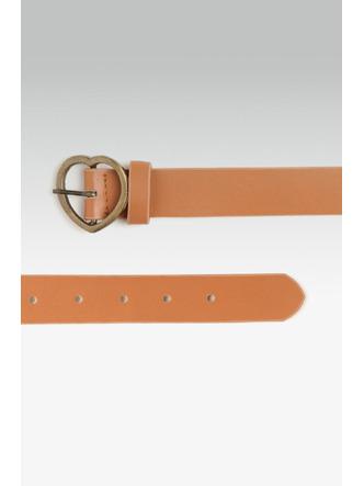 Belts-Take Me To Heart Brown Belt4