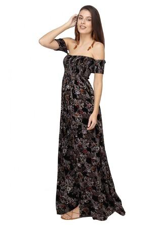 Dresses-The Bohemian Craze Maxi Dress4