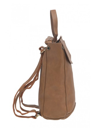 Backpacks-The Classic Shade Of Tan Backpack4