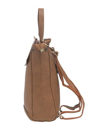 Backpacks-The Classic Shade Of Tan Backpack3