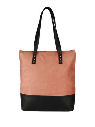 Hand Bags-The Colour Blocking Life Handbag1