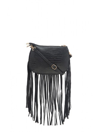 Slings-The Fringed Animal Texture Sling 9