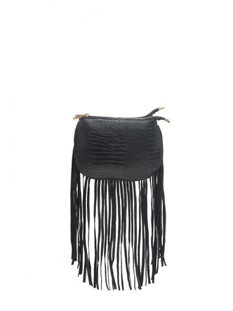 Slings-The Fringed Animal Texture Sling 1