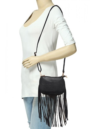Slings-The Fringed Animal Texture Sling 5