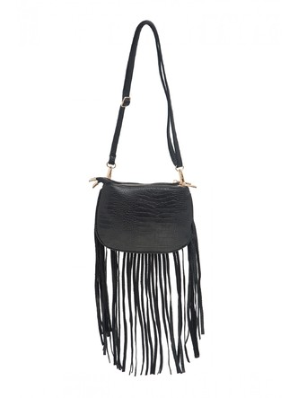 Slings-The Fringed Animal Texture Sling 8