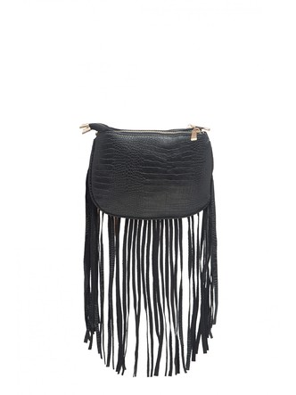 Slings-The Fringed Animal Texture Sling 6