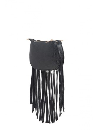 Slings-The Fringed Animal Texture Sling 2