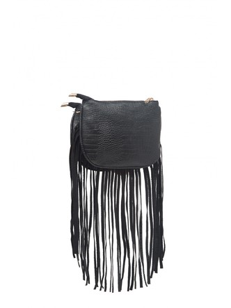 Slings-The Fringed Animal Texture Sling 11