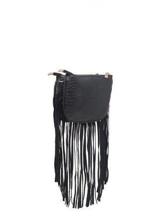 Slings-The Fringed Animal Texture Sling 13