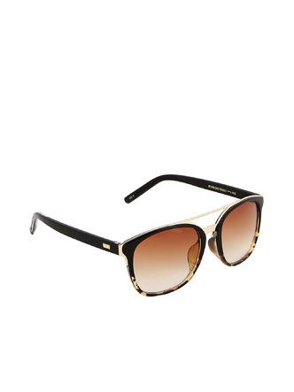 Sunglasses-The Leopard Print Topper Sunglasses1