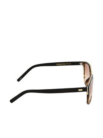 Sunglasses-The Leopard Print Topper Sunglasses2