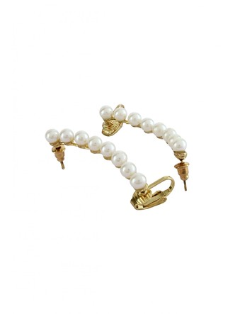 Ear Cuffs-The Pearl Trail Ear Cuff Pair4