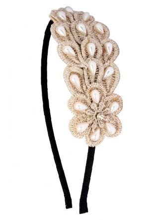 Hair Accessories-The Petal Flower Girl Hairband 1