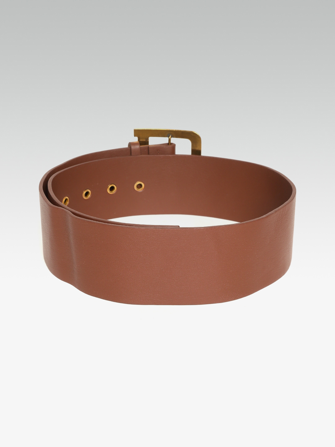 Belts-The Style Wave Brown Belt2