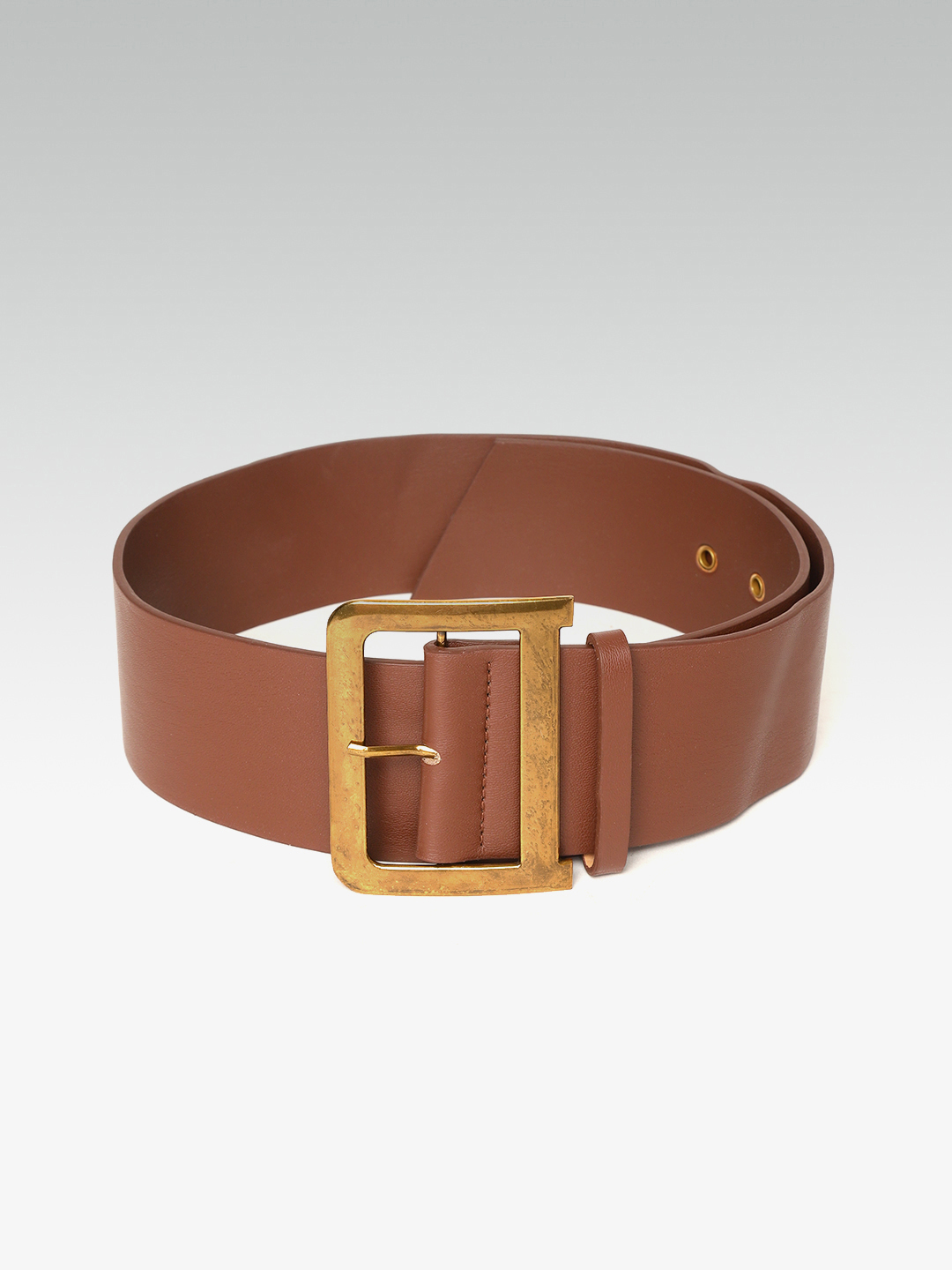 Belts-The Style Wave Brown Belt3