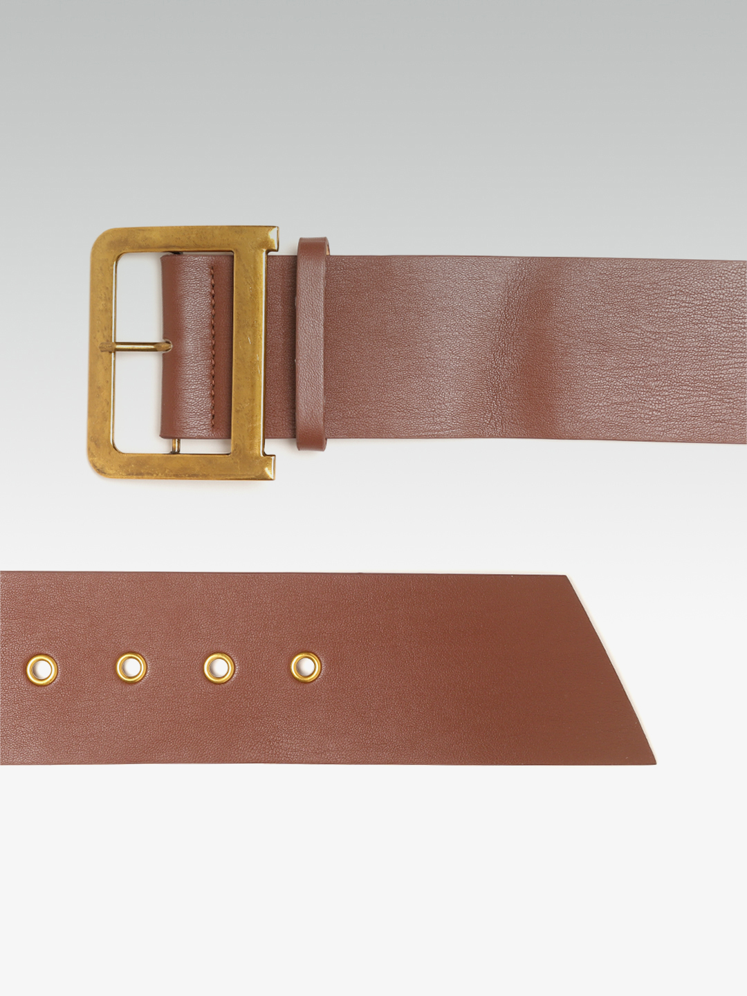 Belts-The Style Wave Brown Belt4