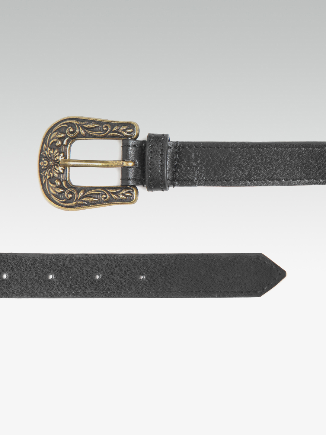 Belts-The Vintage Spin Black Belt4