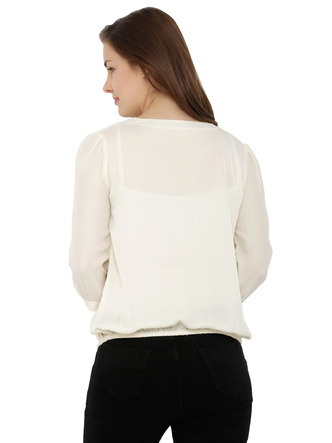 Tops-Timeless Overlap Off White Top3