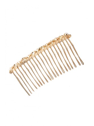 Hair Accessories-Twisted In Pearls Haircomb2