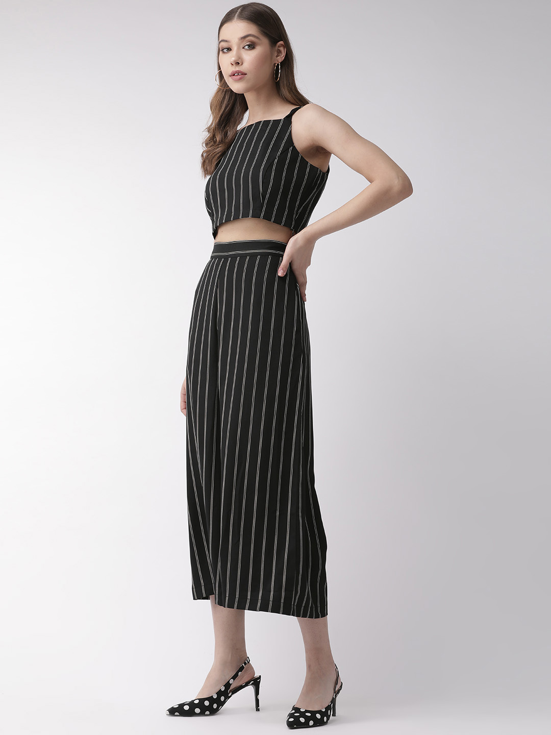 Co-ords-Let The Stripes Talk Pant Coord Set3