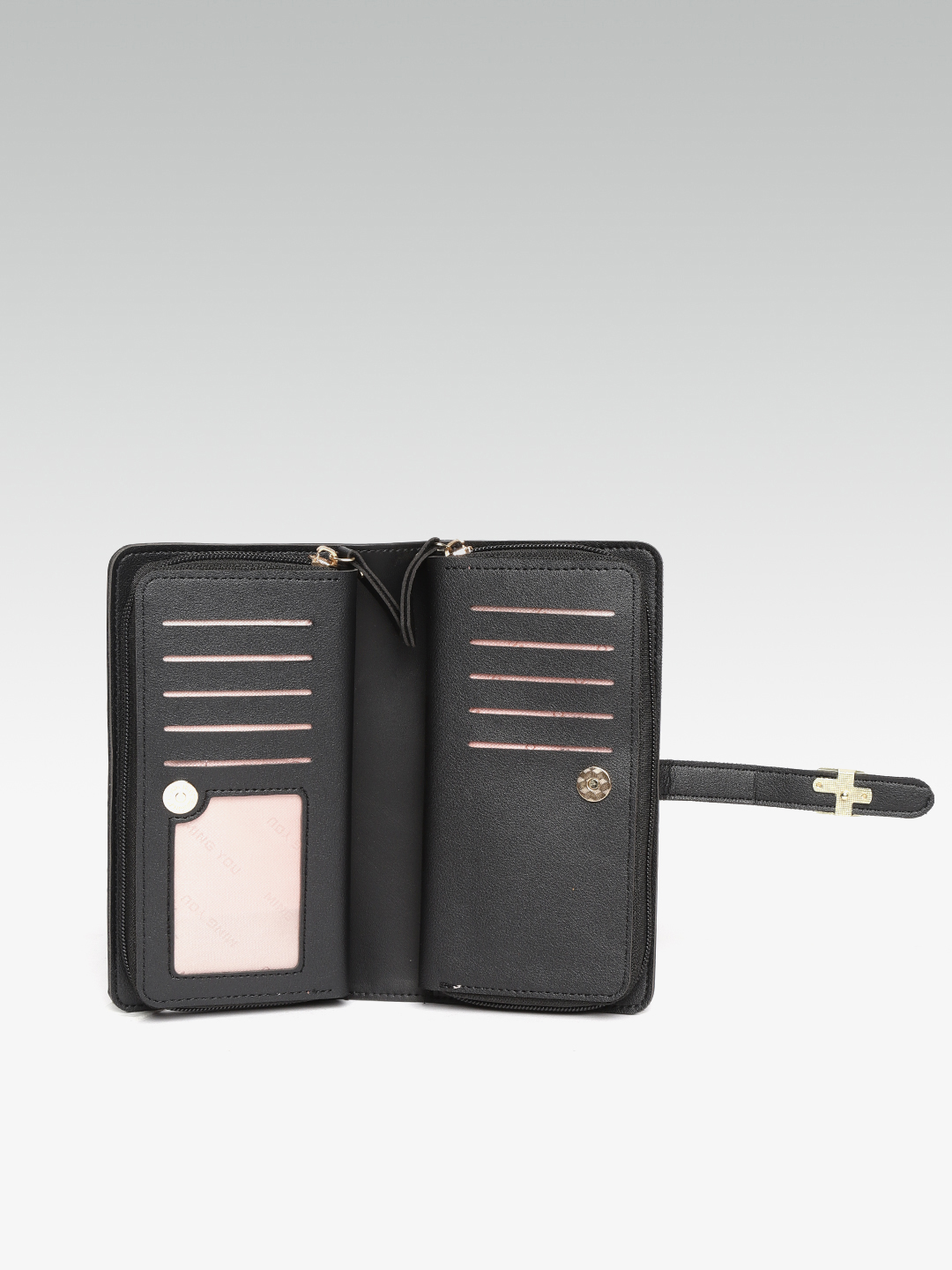 Wallets and Makeup Pouches-Big On Style Wallet4