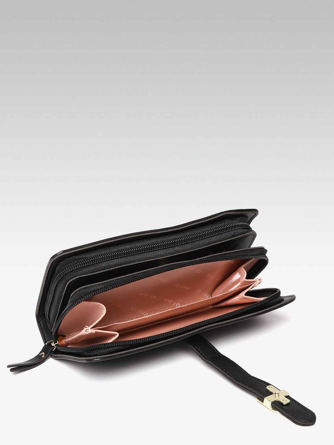 Wallets and Makeup Pouches-Big On Style Wallet5
