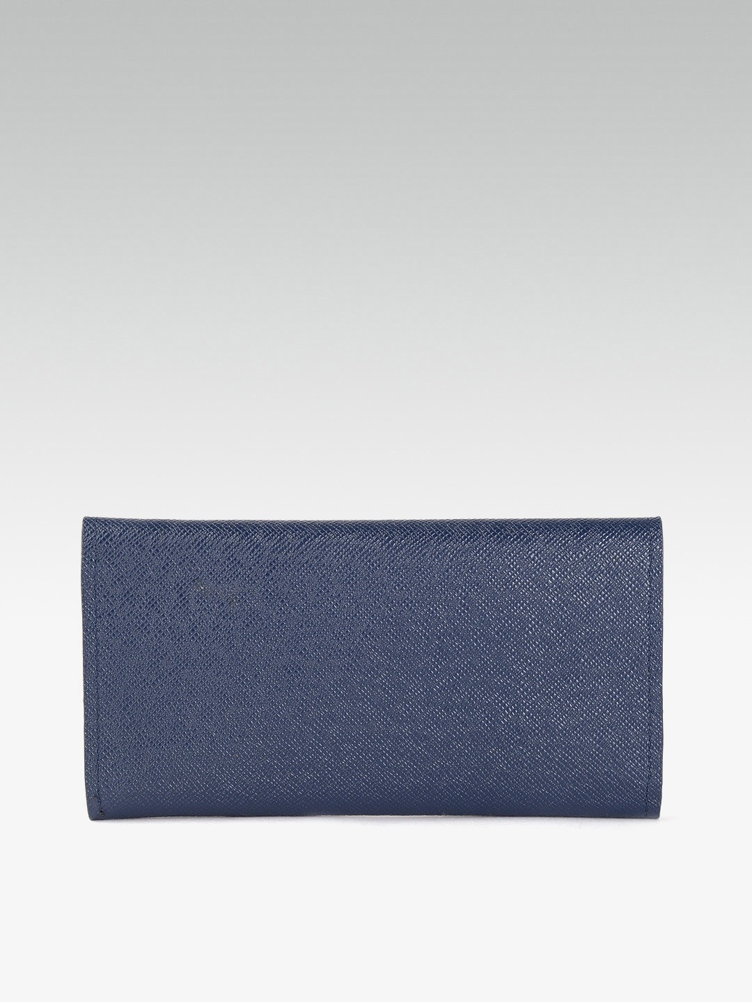 Wallets and Makeup Pouches-Navy Always A Classic Wallet3
