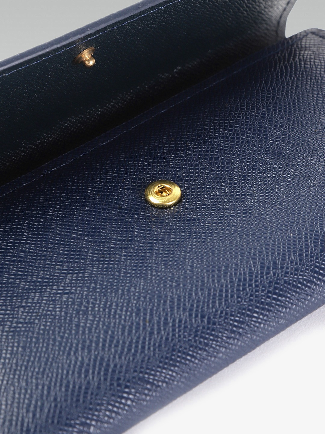 Wallets and Makeup Pouches-Navy Always A Classic Wallet7