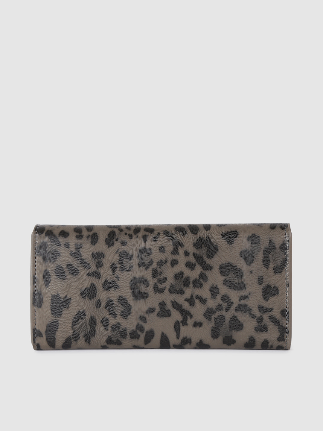 Wallets and Makeup Pouches-Wander With Me Grey Leopard Print Wallet3