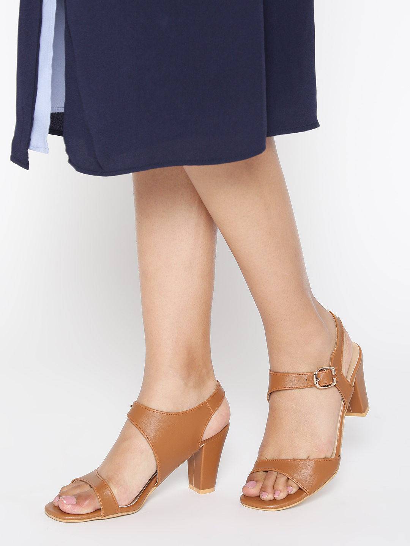 Heels and Wedges-We Found The Vogue Block Heels6