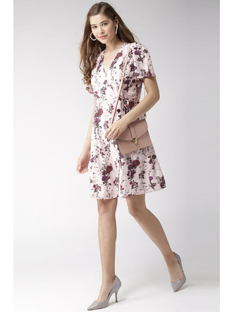 Dresses-Wrapped In Florals Dress4