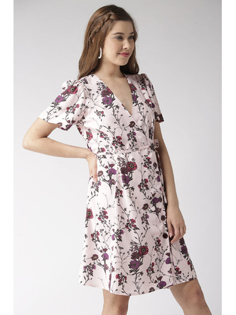 Dresses-Wrapped In Florals Dress6