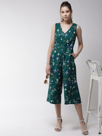 Jumpsuits-Basking In The Summer Glow Jumpsuit