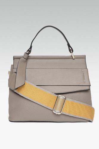 Hand Bags-Be Work Ready Brown Handbag