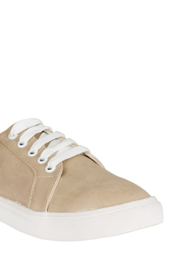 Sneakers and Loafers-Beige Underneath The Stars Sneakers