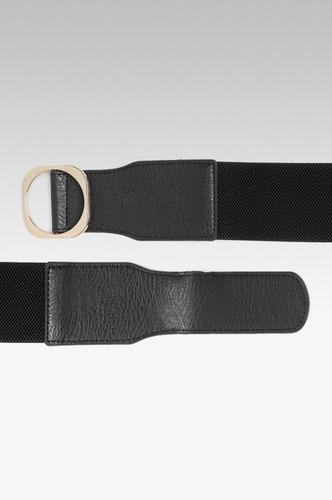 Belts-Best Of You Black Waist Belt