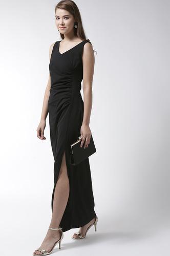 Dresses-Black Dance To This Maxi Dress