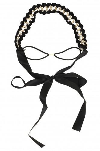 Hair Accessories-Crochet Chic Hairband