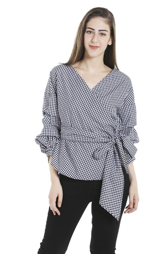 Tops-Exaggerated In Style Top