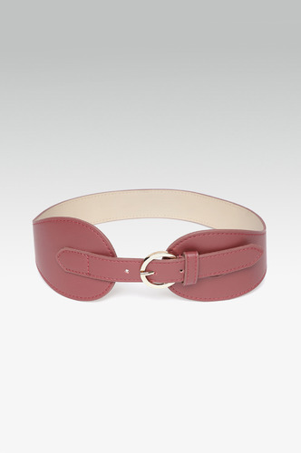 Belts-Fix You Maroon Waist Belt
