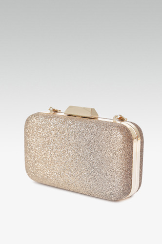 Clutches-Glow In The Dark Gold Clutch
