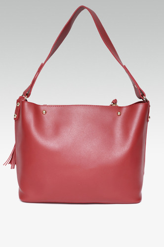 Hand Bags-Hey There Gorgeous Red Handbag