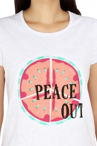 T-Shirts-Keep The Peace Tee