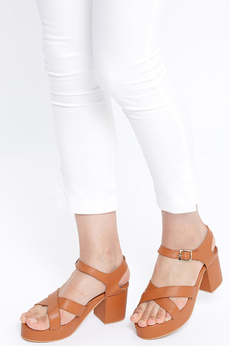 Heels and Wedges-Keeping Up With Class Block Heels