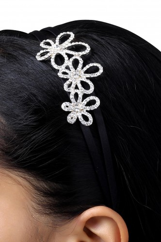 Hair Accessories-Lady Of The Flowers Hairband